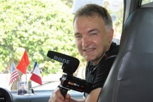 Terry using his soft skills growth as a Videographer with No Ordinary Journey Foundation