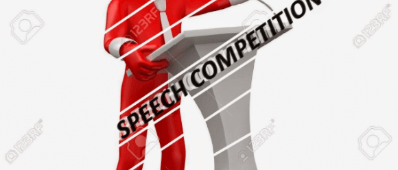 Speech Competitions Help Hone Your Speaking Skills