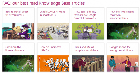 SEO Yoast has many articles to optimize Google Search