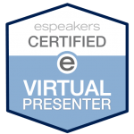 eSpeakers certification badge