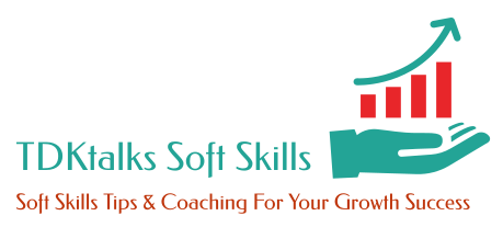 TDKtalks Soft Skills Tips and Coaching for Your Growth Success