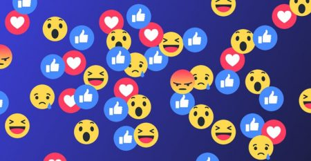 Facebook is great to connect to others by LIKING their posts