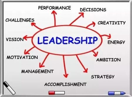 leadership requires a combination of many soft skills facets